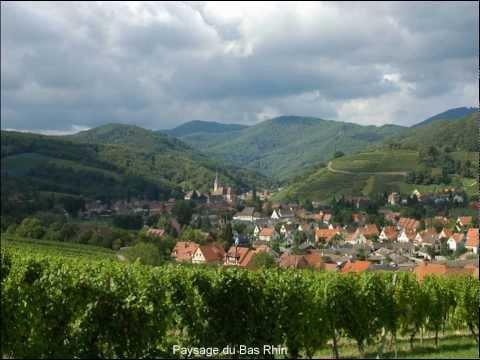 La région Alsace