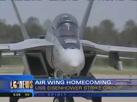 Carrier Airwing 7 Homecoming 2007