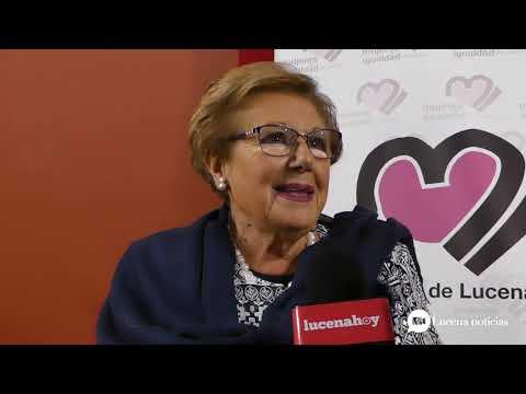 VÍDEO: Mujeres en Igualdad de Lucena recoge sus 25 años de historia en un libro