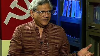 Interview with Sitaram Yechury 24/03/16