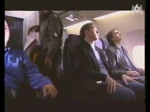 11 septembre : à bord du 1er vol (M6, le 11/9/2005)