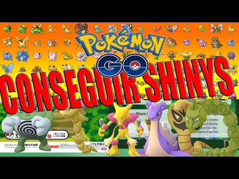 WOW !! TRUCO CONSIGUE SHINY EN POKEMON GO Y ELEVA TU PROBABILIDAD (FUNCIONA) thumbnail