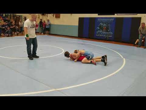 JD Wrestling 11/16/17  South Stanly Middle School