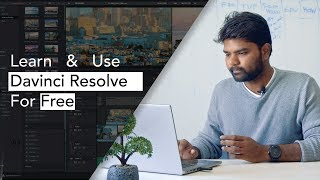 USE | LEARN | DAVINCI RESOLVE | FOR FREEEE !!