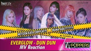EVERGLOWDun DunMV Reaction K Poppers