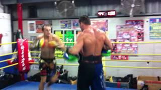 Bulldog Gym Castle Hill- Fight Training