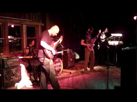Bushwhack - Clubbed to Death (cover) Live at Hampshire College