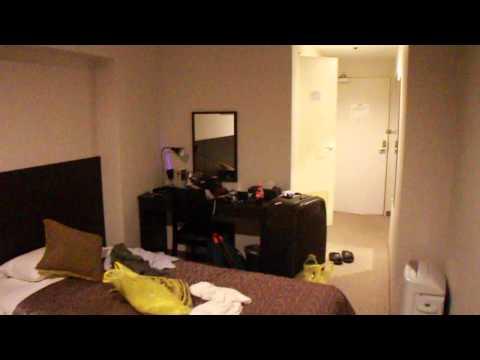 Review Plaza Osaka Hotel ห้องพักโรงแรมพลาซ่า โอซาก้า