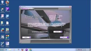 TimeTrac Data Download Procedure