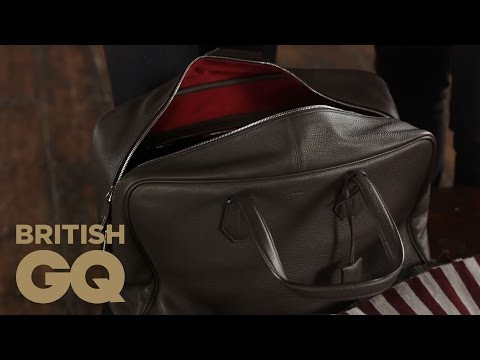 How to Pack For a City Break with Jim Chapman | British GQ