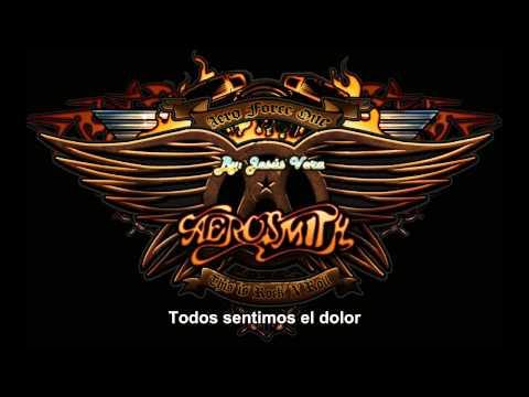 Aerosmith - We all fall down (Subtitulada en español) [HD]