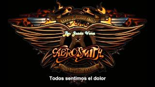 Aerosmith - We all fall down (Subtitulada en español) [HD]