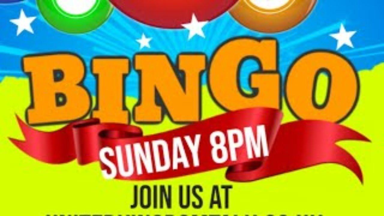 BINGO !  United Kingdom Talk Sunday 12th July 2020    BINGO VLOG LIVEVLOG