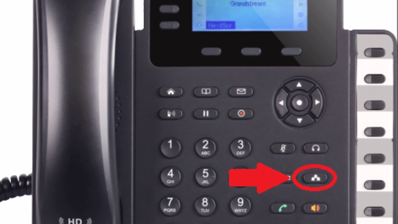 Grandstream GXP1630 - Conference Call