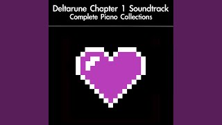 """I'm Very Bad (From """"Deltarune"""") (For Piano Solo)"""