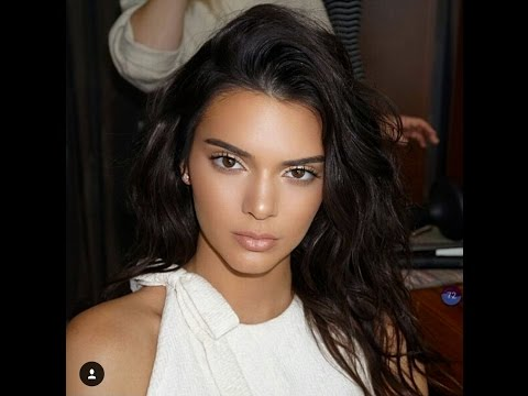 Inspired Makeup Look by Kendall Jenner