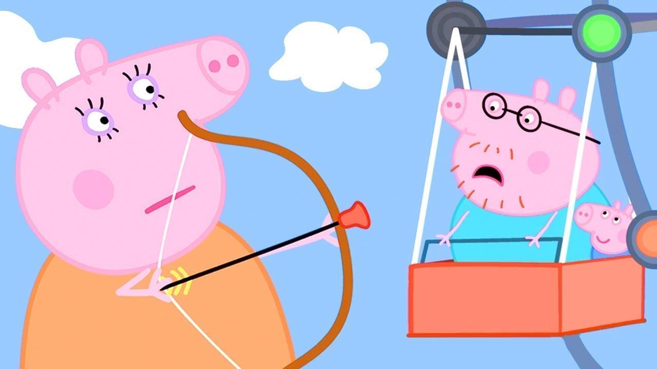 Kermis met Peppa 🎡 Tekenfilm | Peppa Pig Nederlands Compilatie Nieuwe
