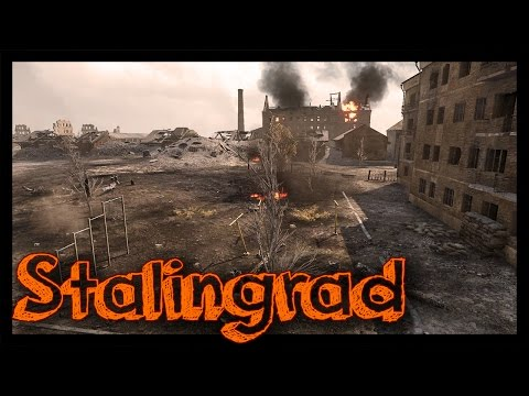 ► [World of Tanks] The Battle of Stalingrad | Patch 9.4 Stalingrad Map