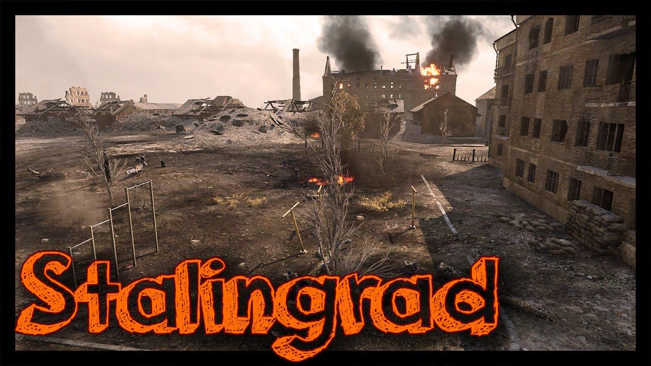 ▻ [World of Tanks] The Battle of Stalingrad | Patch 9.4 Stalingrad ...