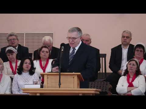 Виктор Семенович Рягузов проповедует в Нижнем Новгороде 01.03.20 в Церкви на Полтавке