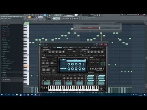OLDSCHOOL HARDSTYLE |  melody tutorial #1