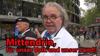 Heinrich Fiechtner: Mittendrin, für unser Volk und unser Land.