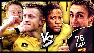 *SPECIAL* HUNTING WE WILL GO VS REUS TO GLORY!!