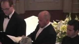 Te Deum Act I à III 1 de 3 (Projet Choral, Montréal, Canada)