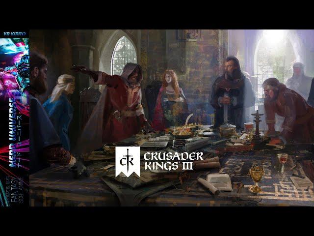 Crusader Kings III | 1067 - Krank - Hofärztin - Die ewige Suche nach einer Braut ☬  [Deutsch] 1440p