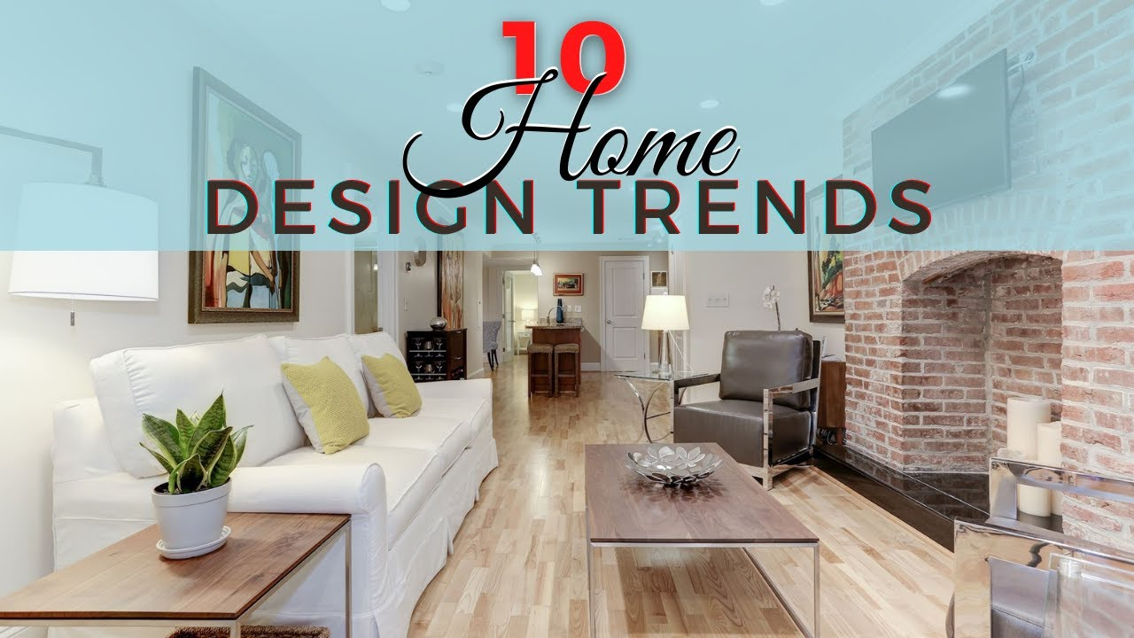 2021 Top Interior Design Trends: Ones That Will Help You Sell Too