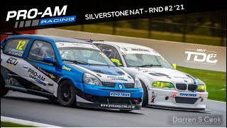 TDC Rnd 2 - Silverstone National   Race   Renault Clio 182   15.05.21 (Onboard)
