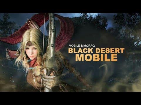 Black Desert Mobile - Grand Open (Korea Only)