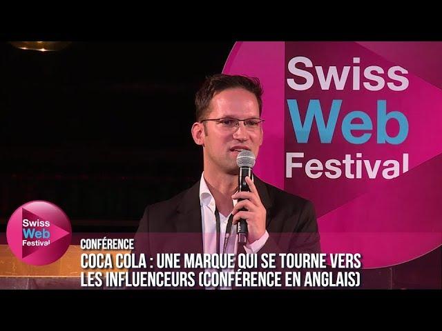 Coca Cola : une marque qui se tourne vers les influenceurs (Conférence en anglais)