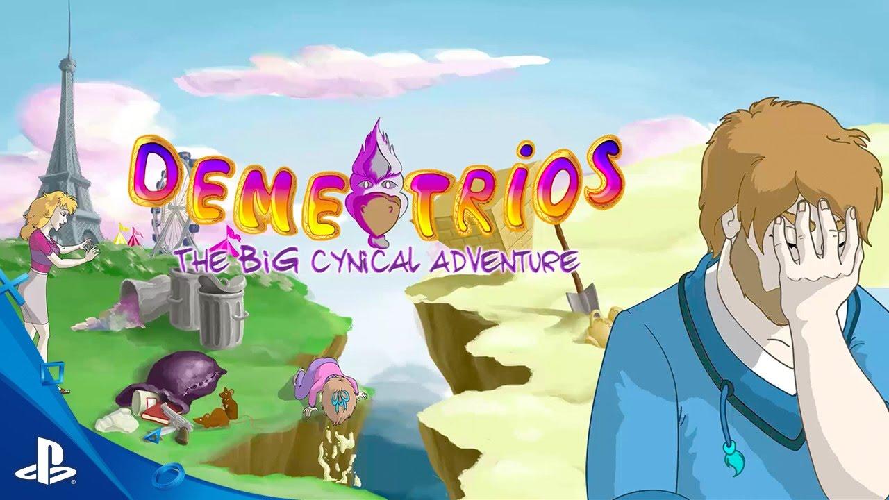 Demetrios: The BIG Cynical Adventure