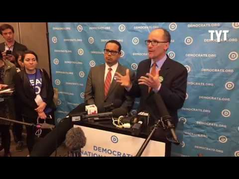 DNC Chair Tom Perez Interview