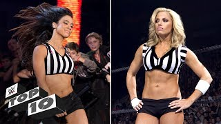 Download Memorable female guest referees: WWE Top 10, July 27, 2019 Mp3 and Videos