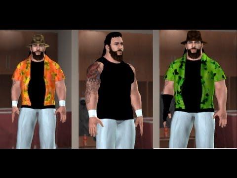 WWE BRAY WYATT CAW FORMULA HD