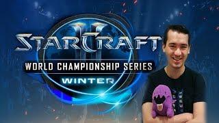 Starcraft 2 - WCS WINTER 2019 Americas Qualifier #1