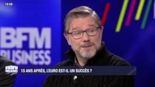 Bernard Monot sur BFM Business: 15 ans après, l