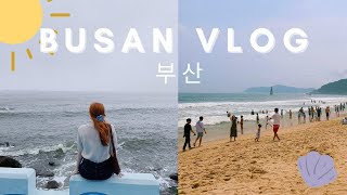 BUSAN, KOREA VLOG   Summer Str…