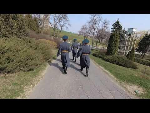 Неделя выходных, коронавирус, карантин, Волгоград поход на Мамаев Курган к Родине Матери 31.03.2020