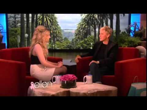 Abigail Breslin on The Ellen Degeneres Show - 2011