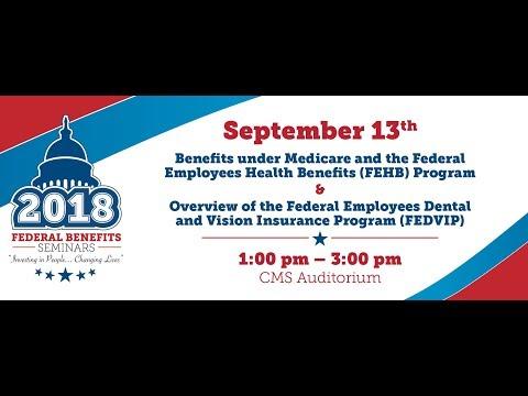 2018 Sep 13th, FEHB Forum, Federal Benefits