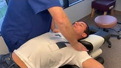 Miami Florida Man Visits Your Houston Chiropractor Dr Gregory Johnson For Real Adjustment