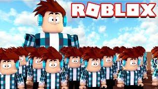 Roblox - FÁBRICA DE CLONES DO AUTHENTIC !! (Clone Tycoon 2)
