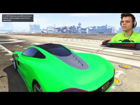 BIGGEST GTA SKY DROP! GTA 5 Funny Moments