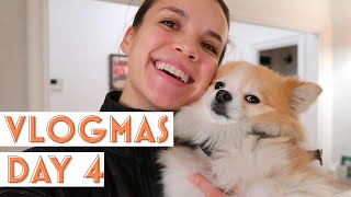 A Day of Small Victories VLOGMAS 2019 | Ingrid Nilsen
