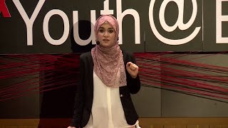 How to make cancer suffer from you? | Tala Maen | TEDxYouth@Baghdad