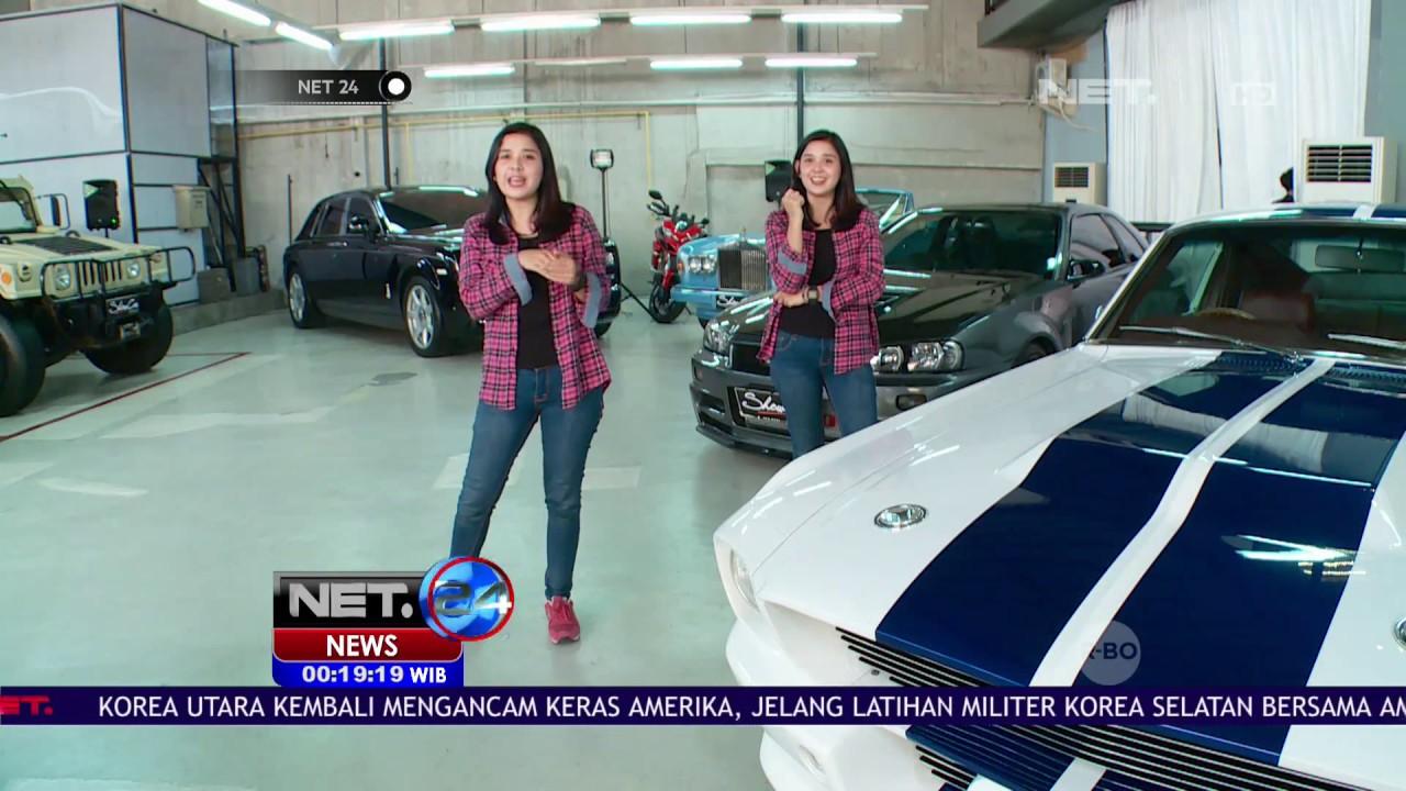 Tak Hanya Merawat Mobil Show Car Garage Juga Bikin Kece Tampilan - Show car garage