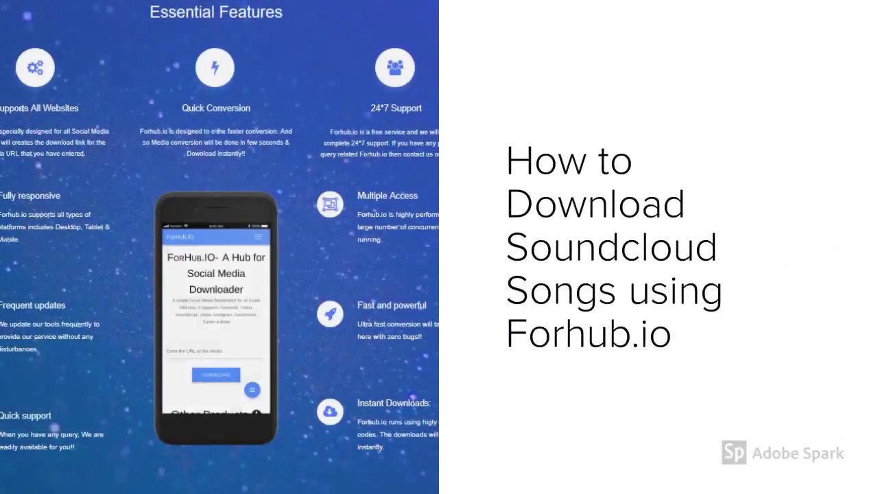 Soundcloud downloader how to download soundcloud songs online.